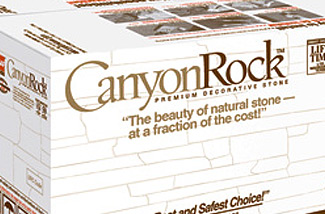 CanyonRock Packaging